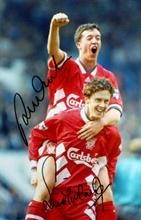 Liverpool Legends - Fowler & Mcmanaman