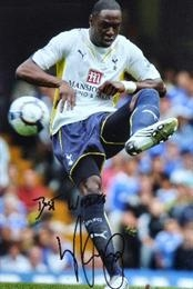 Ledley King Spurs